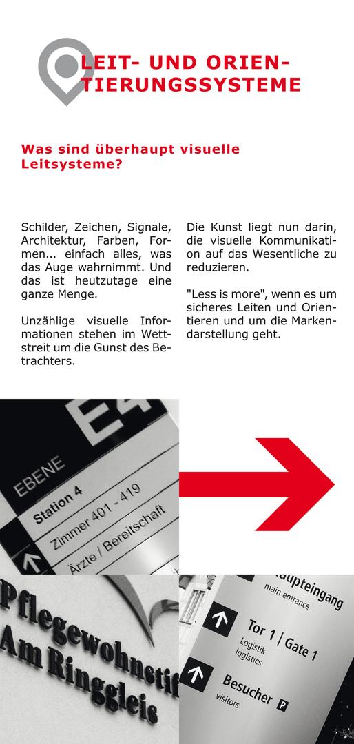 go2signs - Schilder, Beschilderungen, Leitsysteme und ...
